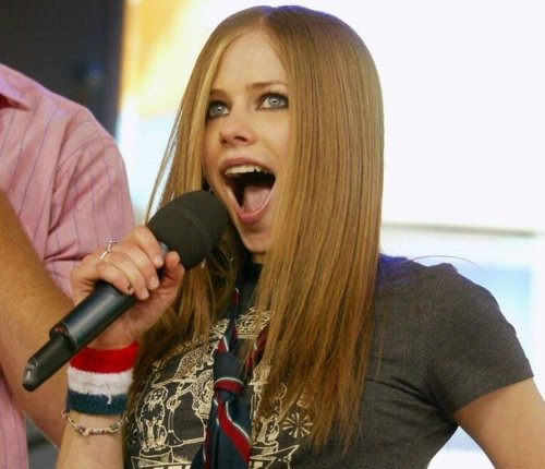 Avril Lavigne Is Ready For You