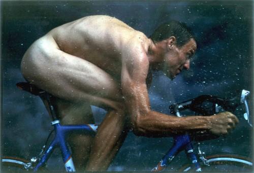 NSFW - Nude Biker