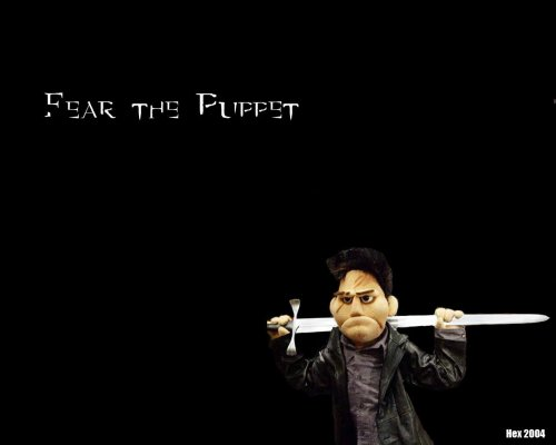 Angel - Fear The Puppet