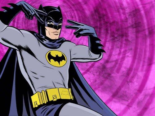 batman dance