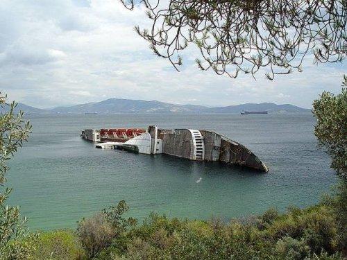 Cruise Ship Fail
