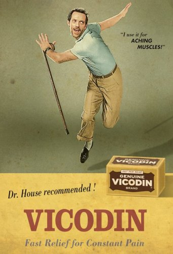 Dr Houswe Recommends Vicodin