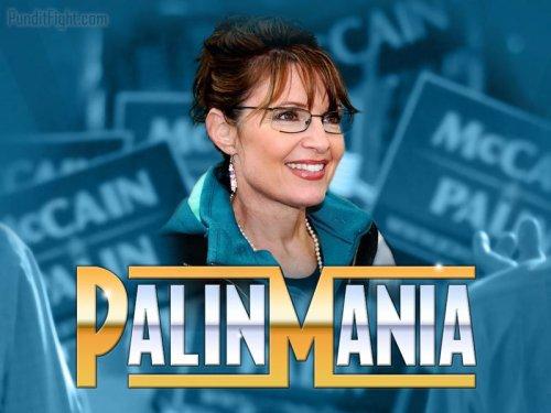 Palin Mania - PALIN2012