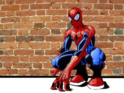 Spider-Man - Floor