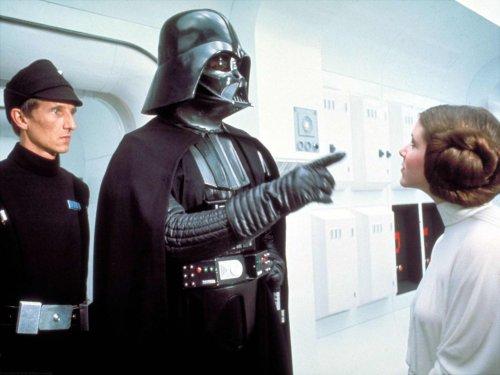 Star Wars - Vaders wants his damn plans