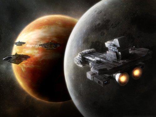 Stargate Starships