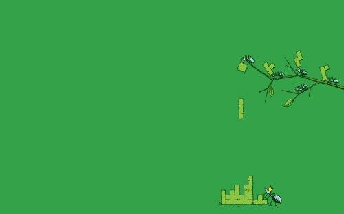 Tetris Ants