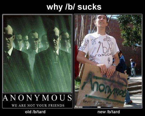 Why B Sucks