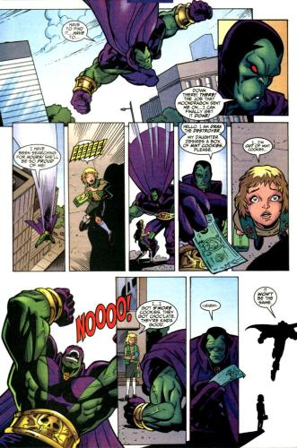 drax the destroyer wants mint cookies