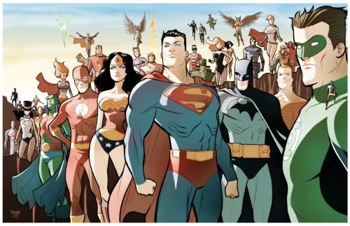 The New DC Cartoon Look