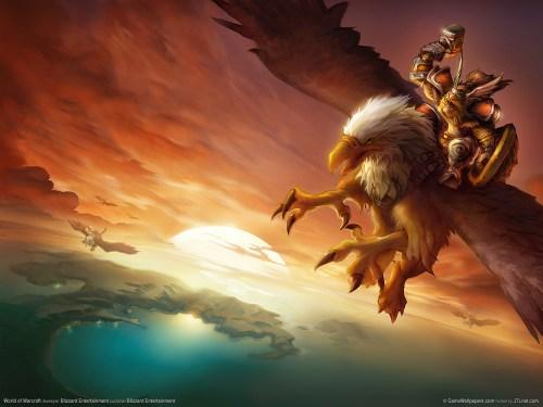 World of Warcraft Air Mount