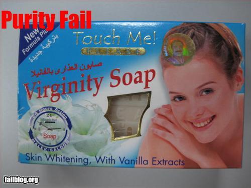 fail-owned-virginity-soap-fail