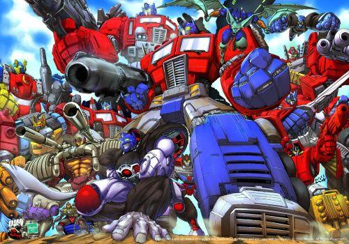Optimus Primed