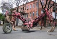 spidertraktor
