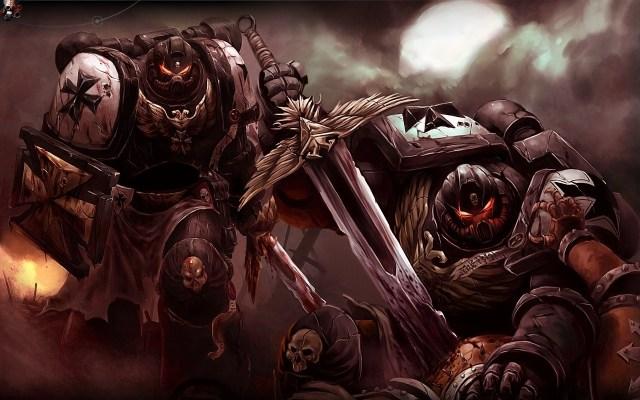 warhammer space marines