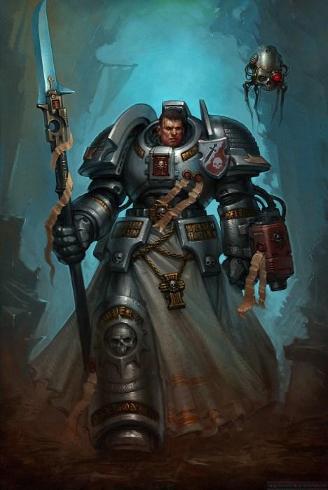 warhammer 40k inquisitor