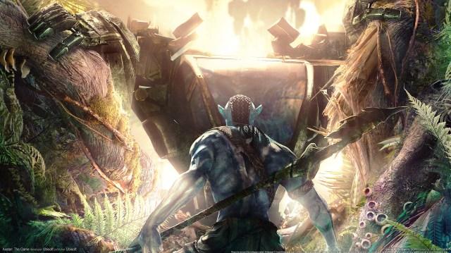 avatar - the game - wallpaper