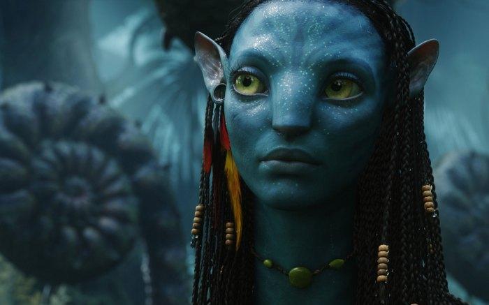 avatar wallpaper - braided na'vi