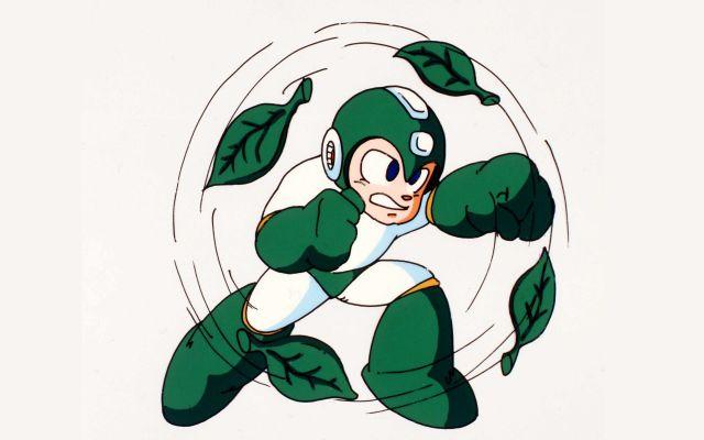 mega man is leaf man