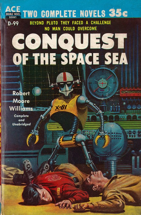 conquest of the space sea