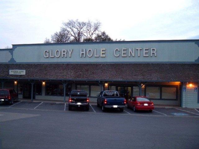 glory hole center