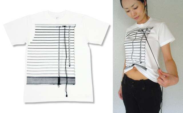 t-shirt blinds