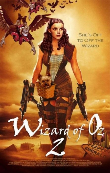 wizard of oz - Z