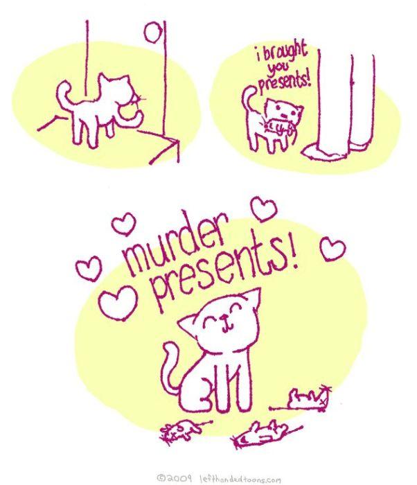 murder presents