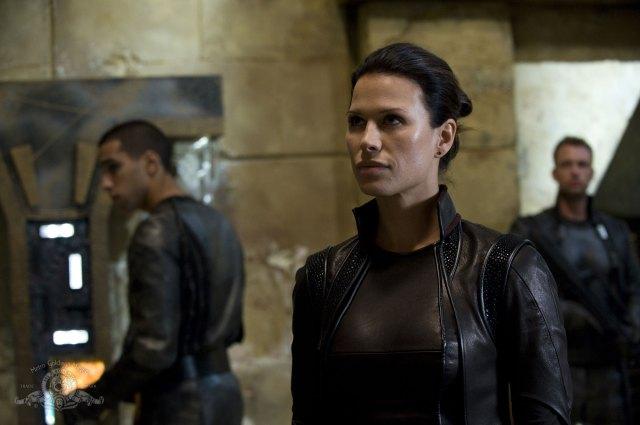 Rhona Mitra - In Stargate Universe - wallpaper