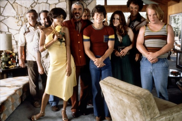boogie nights cast and crew