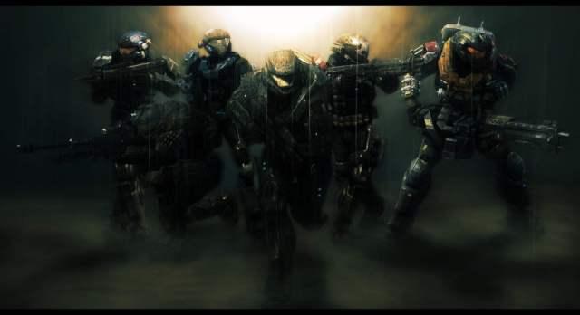 Halo Reach - Noble Team