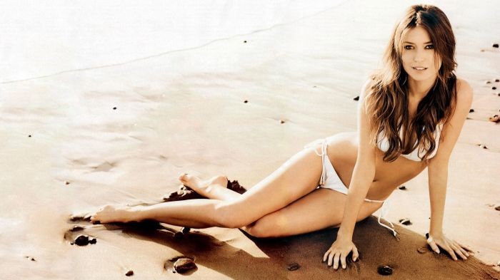 summer glau swimsuit