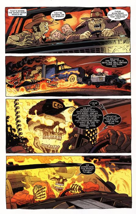 smokey and the ghost rider