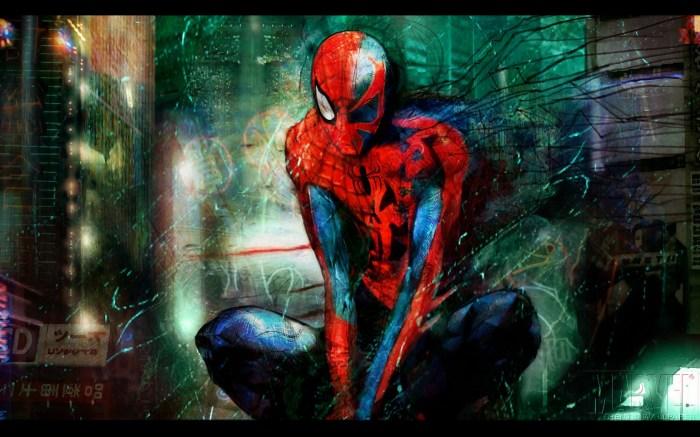 spider-man 2099 mash