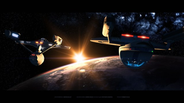 enterprise send off