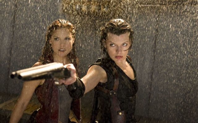 resident evil hotties