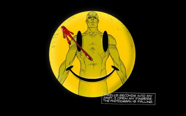 watchmen - twelve seconds in my past