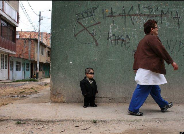 Edward Nino Hernandez, World's Shortest Badass