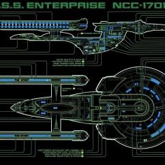 Uss Enterprise Diagram 2007 Dodge Caliber Belt Routing Ncc 1701 B  Myconfinedspace
