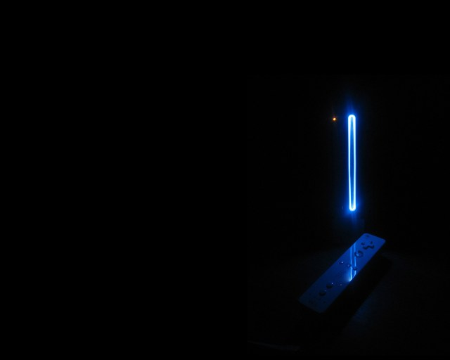 wii power light
