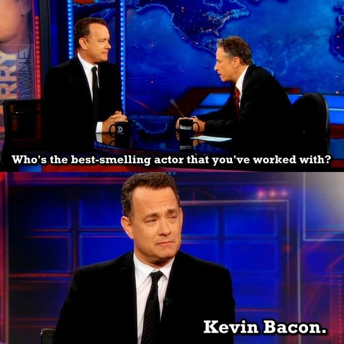 Best smelling actor