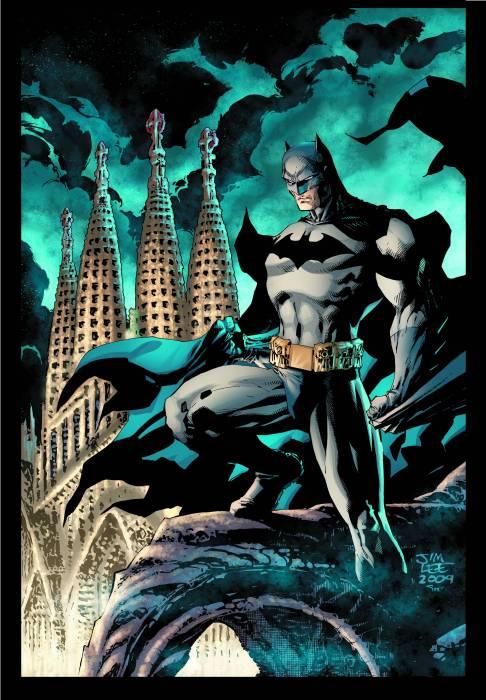 batman vertical