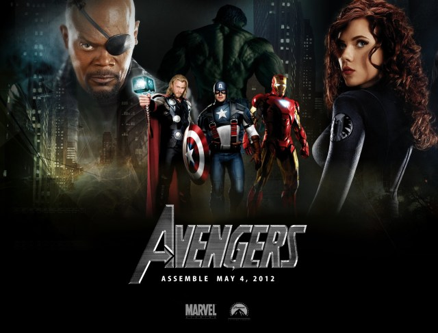 avengers - may 4, 2012