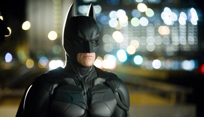 batman - city lights