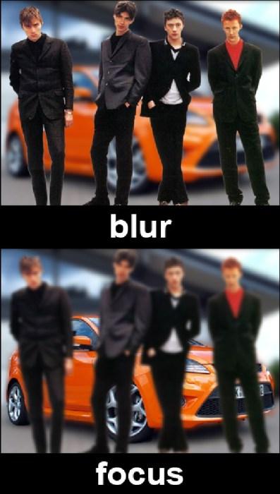 blur - focus