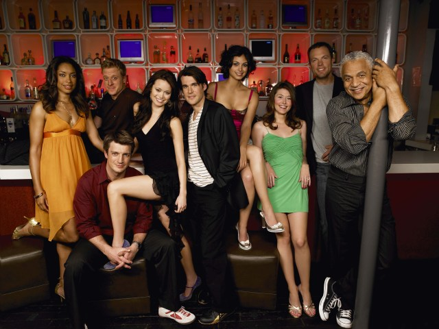 firefly cast at the bar