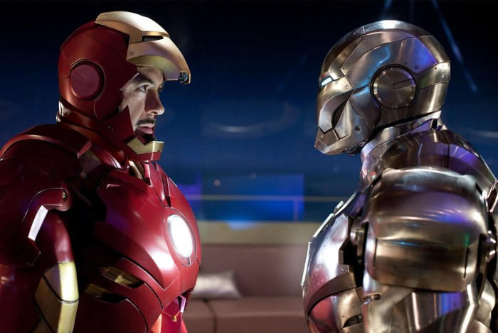iron man and proto man