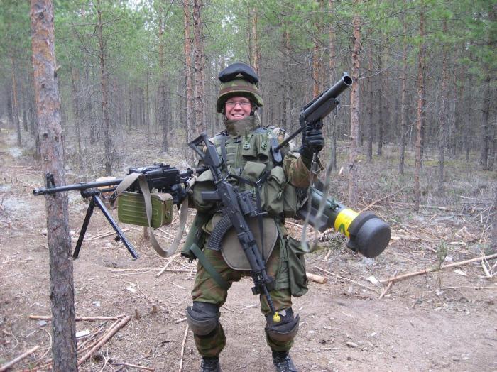 ready for war