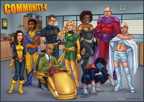 community x