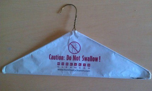 Caution - Do Not Swallow